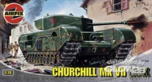 Churchill MK7 Tank