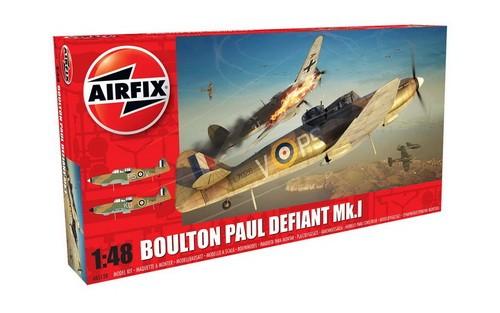 Bolton Paul Defiant Mk.I
