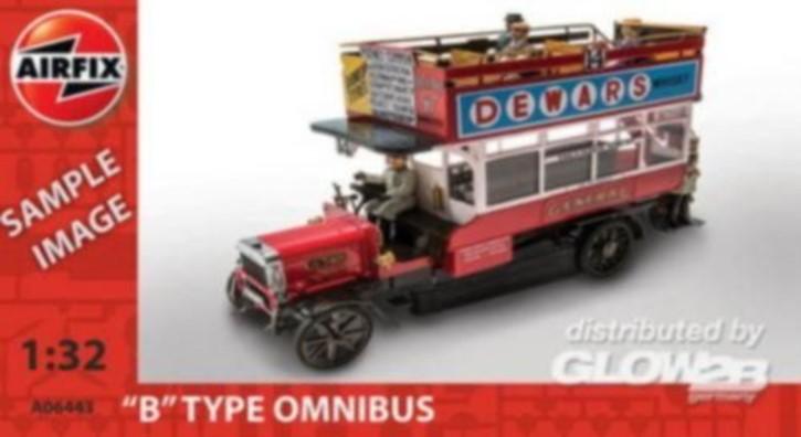 B Type Omnibus, demnächst