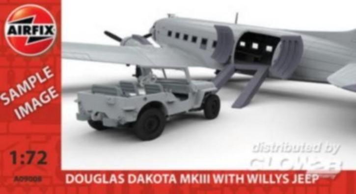 Douglas Dakota MkIII & Willys Jeep
