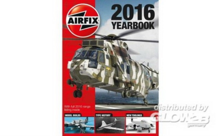 Airfix-Jahrbuch 2016