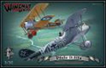 Pfalz D.III, limitiert, nur noch 1 Stück