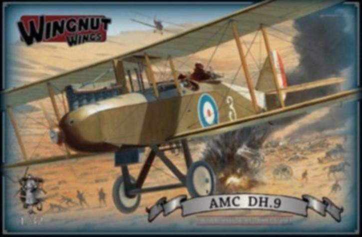 AMC DH.9,  Topmodell, limitiert