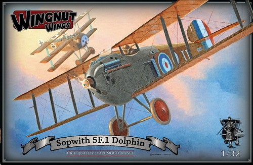 Sopwith 5F.1 Dolphin, Topmodell, limitiert