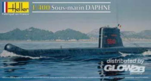 Daphne, U-Boot