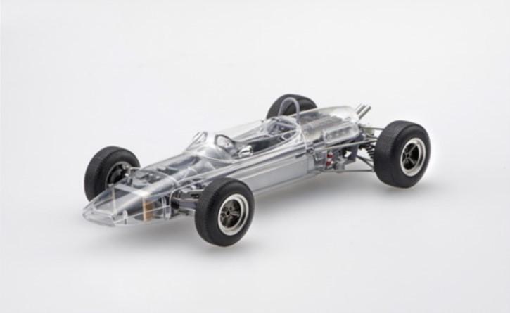 Brabham Honda BT18 transparent, llimitiert