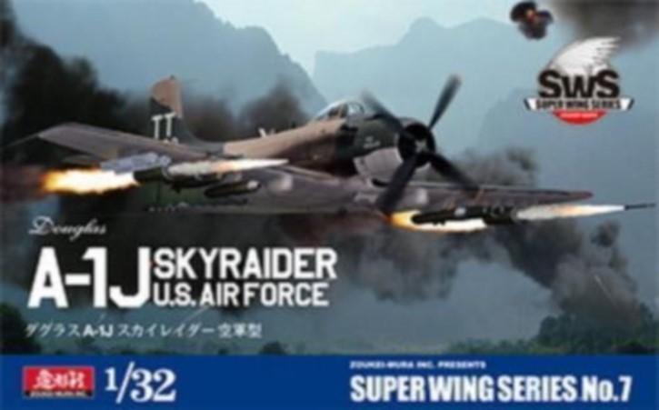 Douglas A-1J Skyraider U.S.Air Force
