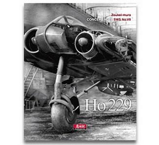 Concept Note Horten Ho 229