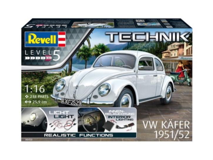 VW Käfer 1951/1952 Technik-Version