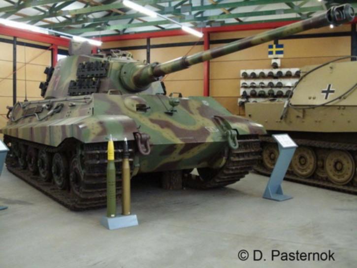 Tiger II Ausf. B Henschel Turm