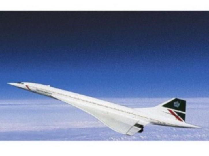 Concorde British Airways & Air France