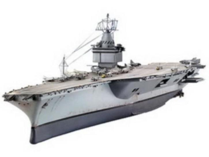 Nuclear Aircraft Carrier U.S.S. Enterprise