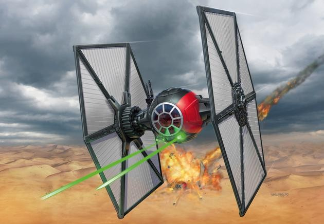 First Order Special Forces TIE Fighter, Episode VII