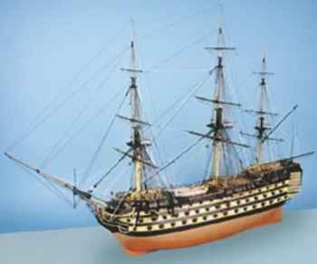 H.M.S.Victory 1805,1385 mm lang, 9014 Teile