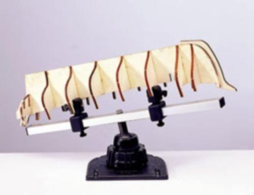 Rumpfhalter Metall 40 cm
