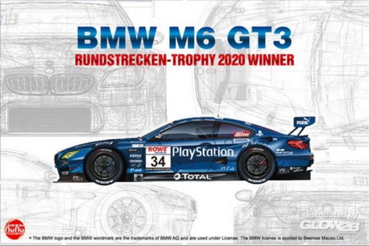 BMW M6 GTR Rundstrecken-Trophy 2020 Winner PlaySta