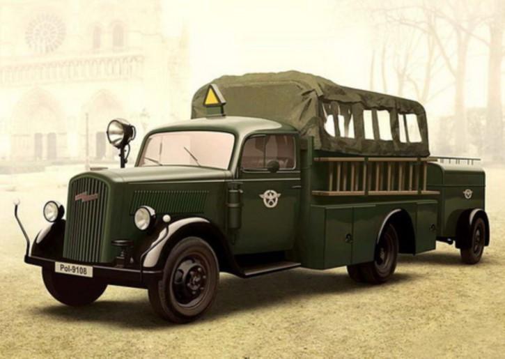 Opel Blitz Typ 2,5-32 Feuerwehr