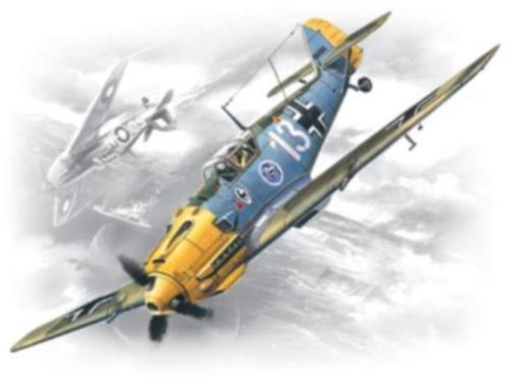 Bf-109 E-3