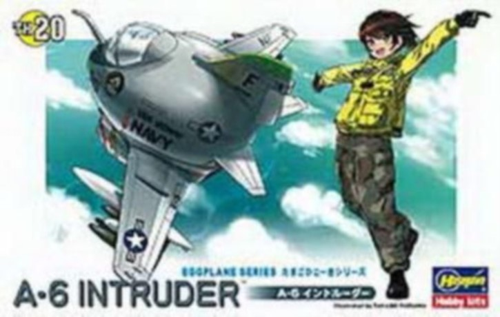 EGG Plane A-6 Intruder