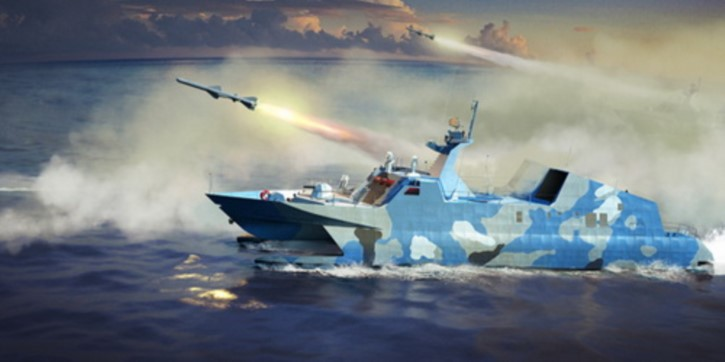 PLA Navy Type 22 Missile Boat, ab 09/16
