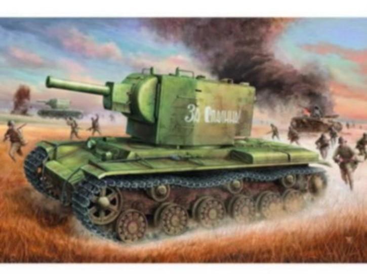 Russia KV-2 Tank