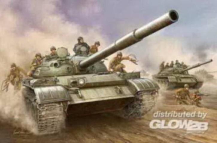T-62 MBT 1962