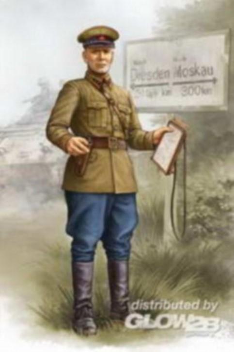 WWII Soviet Officier Vol.1