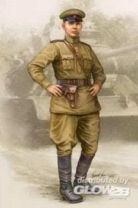 WWII Soviet Officier Vol.2