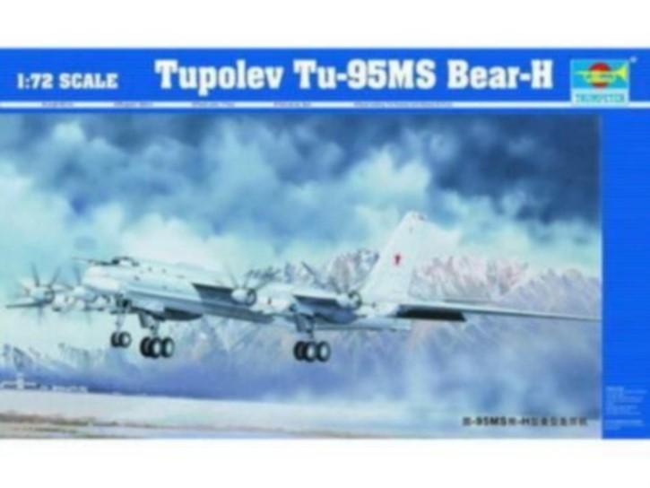 Tupolev Tu-95MS Bear-H