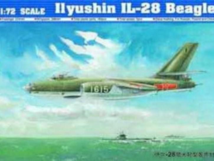 Chinese-Russia IL-28 Beagle
