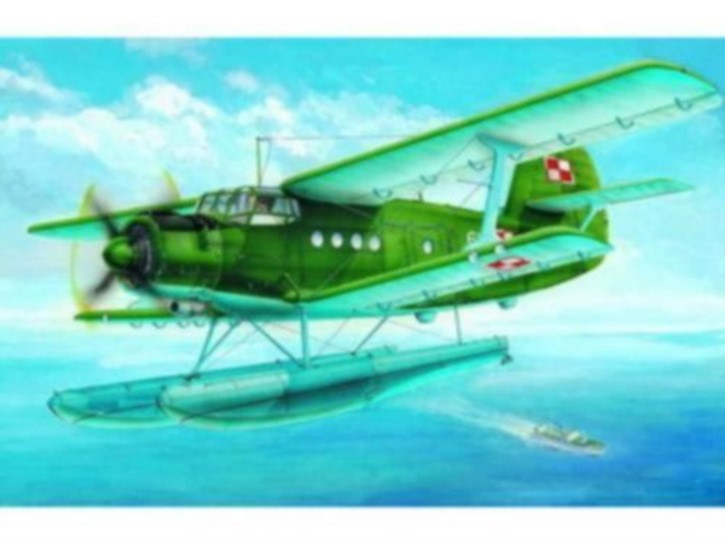 Antonov-AN-2M Colt on Float