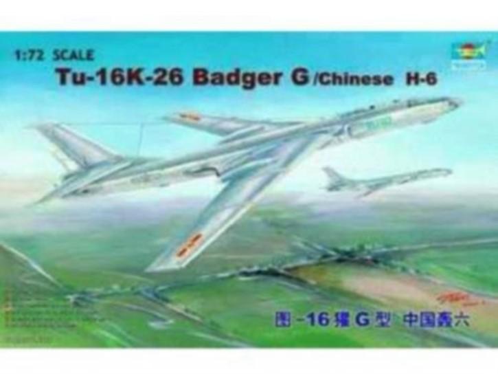 Tu-16K-26 Badger G / Chinese H-6