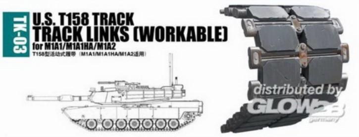 Panzerketten für U.S. T158 for M1A1/M1A1HA/M1A2