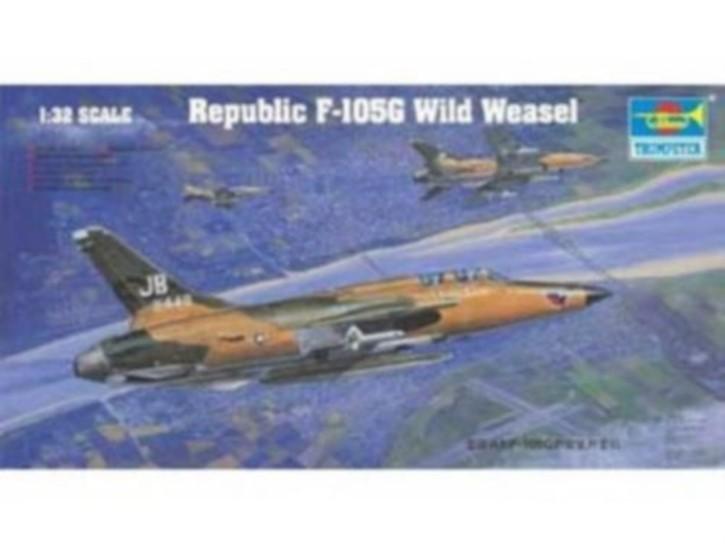 Republic F-105G Wild-Weasel