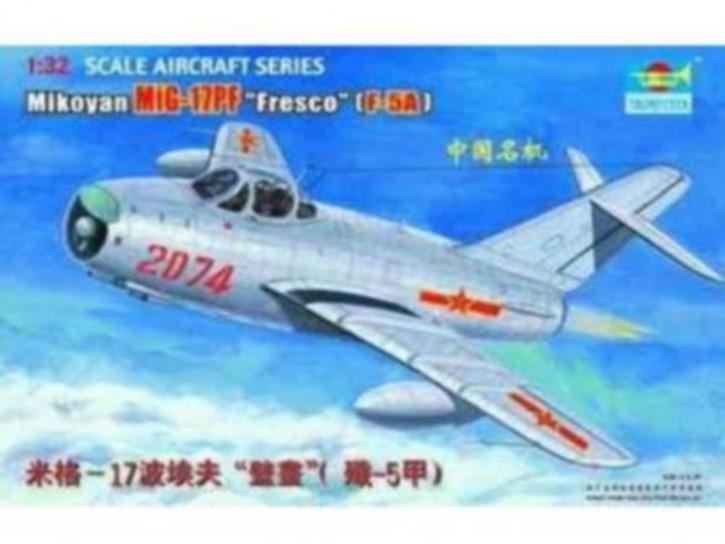MIG-17PF Fresco (F-5A)