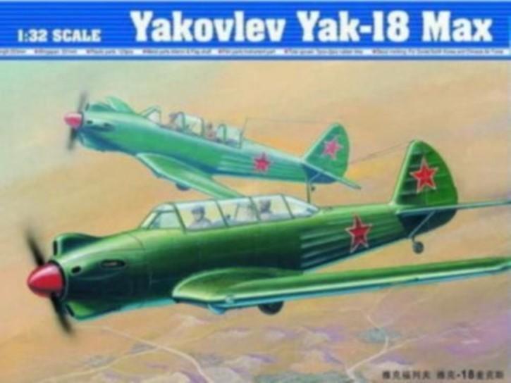 Yakovlev Yak-18Max (Metall-, Fotoätzteile, u.ä.)