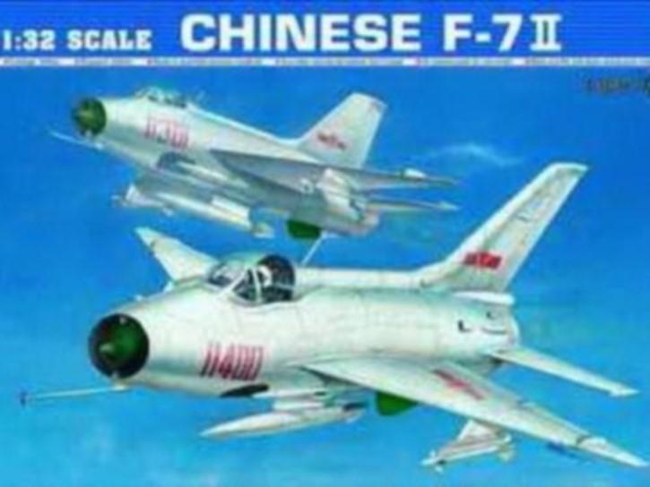 Chinese F-7II