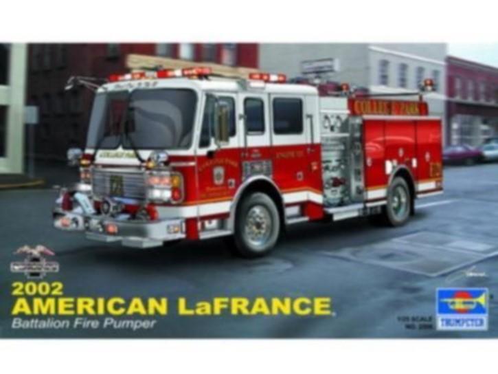 2002 American LaFrance Eagle Fire Pumper