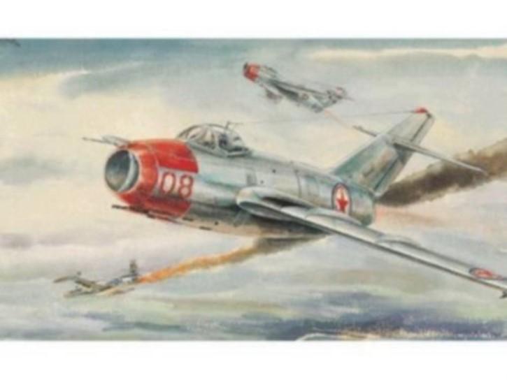 MiG-15 bis Fagot B