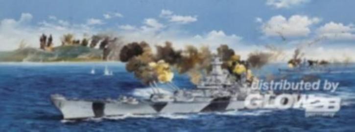 USS Iowa BB-61  (Versand nur als Sperrgut)