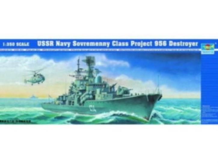 USSR Navy Sovrem. Class Destroyer 956