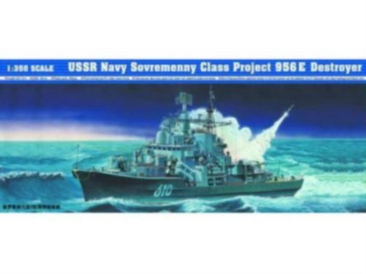 USSR Navy Sovrem. Class Destroyer 956E