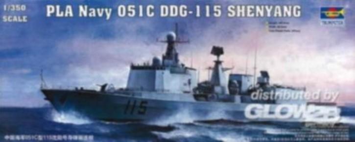 PLAN Type 051C DDG-115 Shenyang