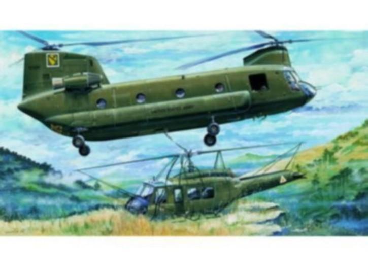 CH-47A Chinook