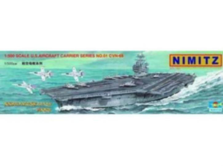 U.S. CVN 68 Nimitz, Aircraft Carrier