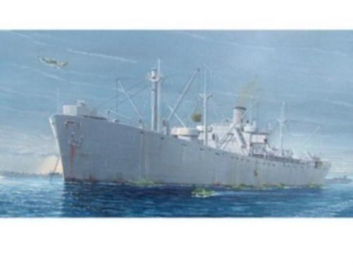 S.S. Jeremiah O-Brien Liberty Ship WWII