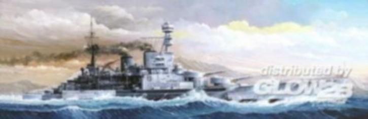 HMS Repulse 1941