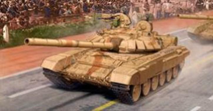 indischer T-90C MBT Cast Turret