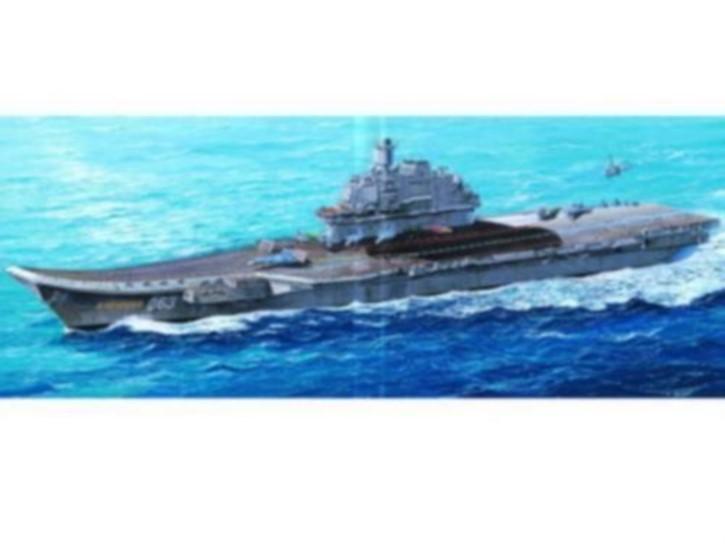 USSR Aircraft Carrier Admiral Kusnetzow