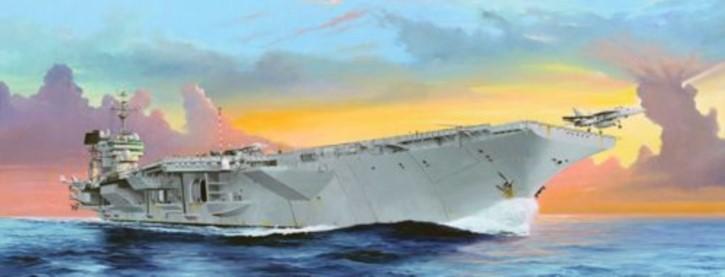 U.S.S. Aircraft Carrier CV-63 Kitty Hawk